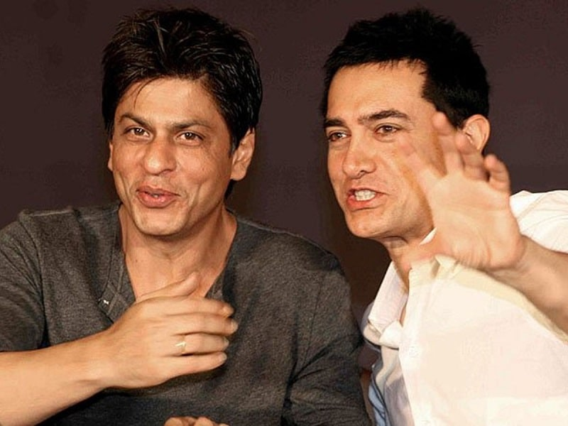 Aamir Khan vs. Shah Rukh Khan Bollywood Rivalries