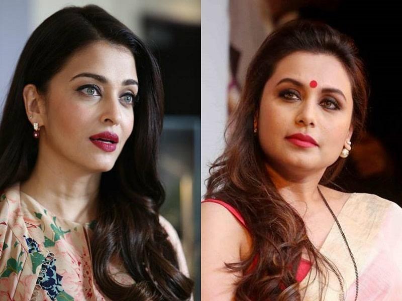 Aishwarya Rai Bachchan vs. Rani Mukerji Bollywood Rivalries