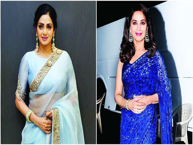 Sridevi vs. Madhuri Dixit Bollywood Rivalries