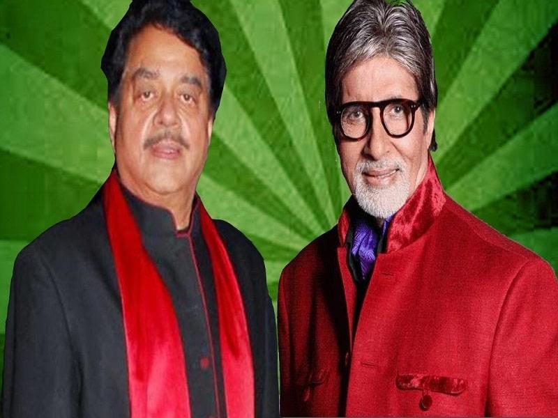 shatrughan sinha amitabh bachchan Bollywood rivalries