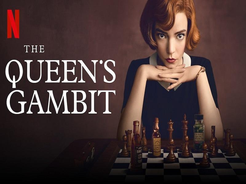 The Queen's Gambit on Netflix 2020