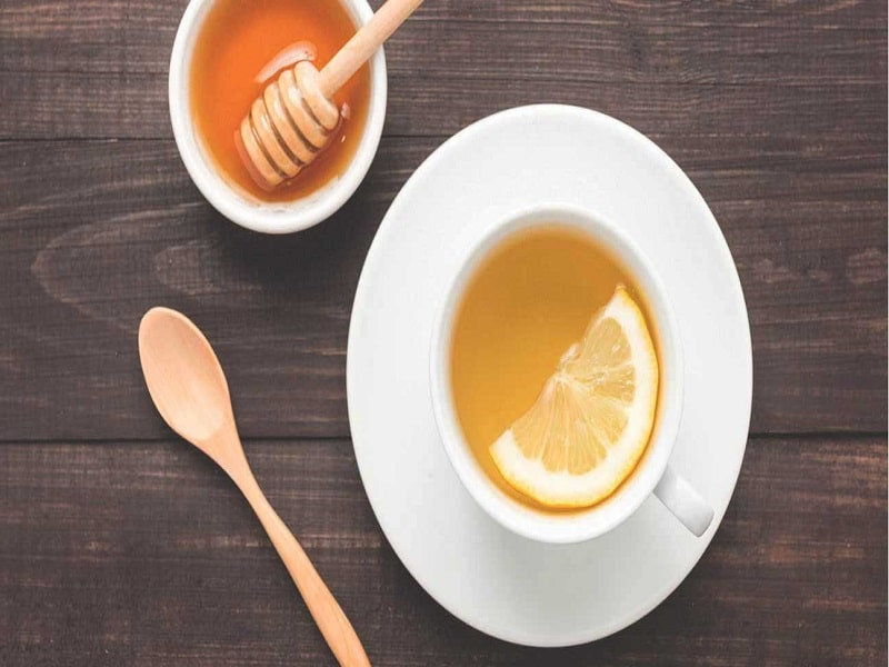 Lemon and honey for pimple acne
