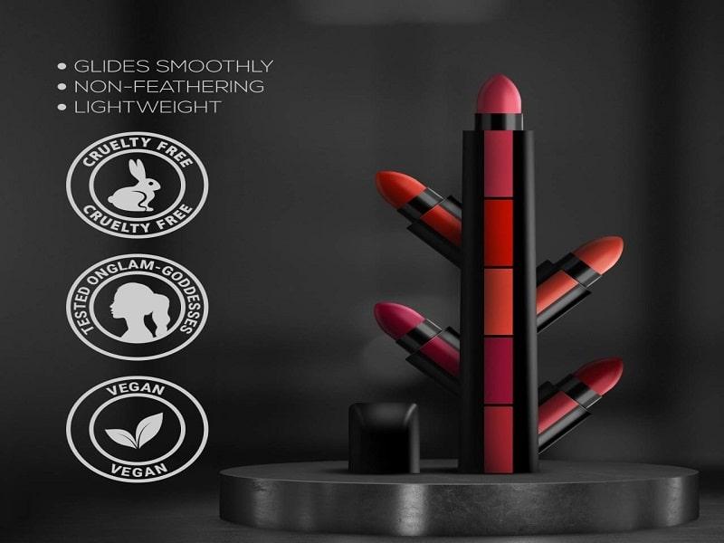 renee Lipstick 5-in-one