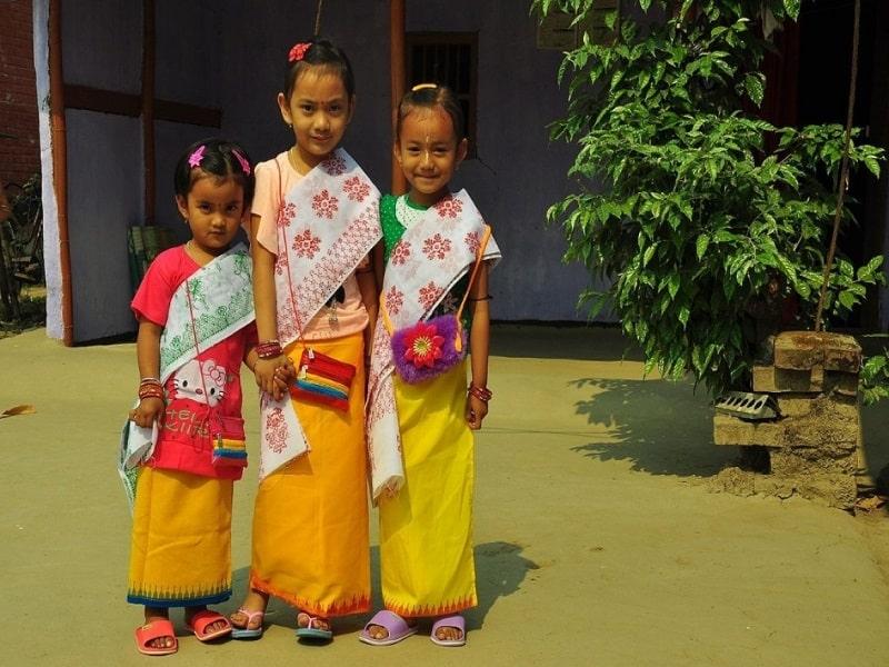 Yaosang – Holi celebration in Manipur India