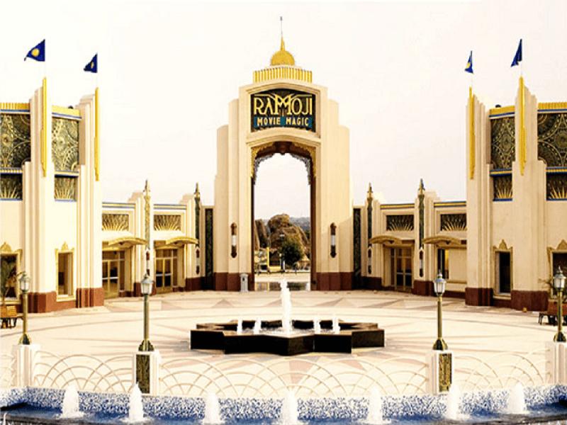 Ramoji Film City Hyderabad-min